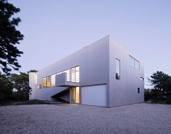 House in the Dunes của Worrell Yeung