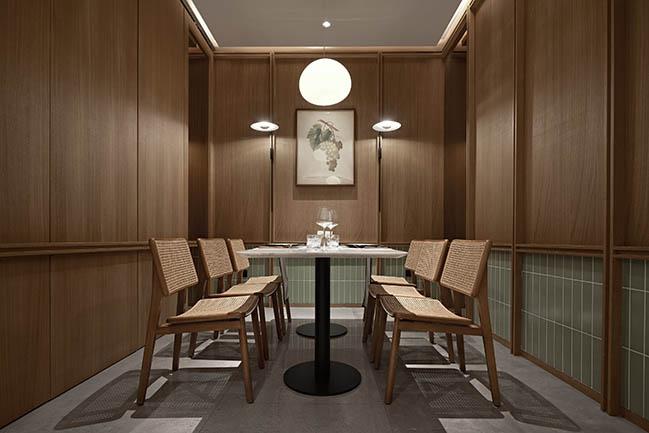 Nanbo Bay Reception Center by Sunson Design - An urban forest garden