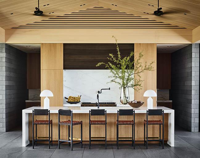 Kua Bay Residence by Walker Warner Architects