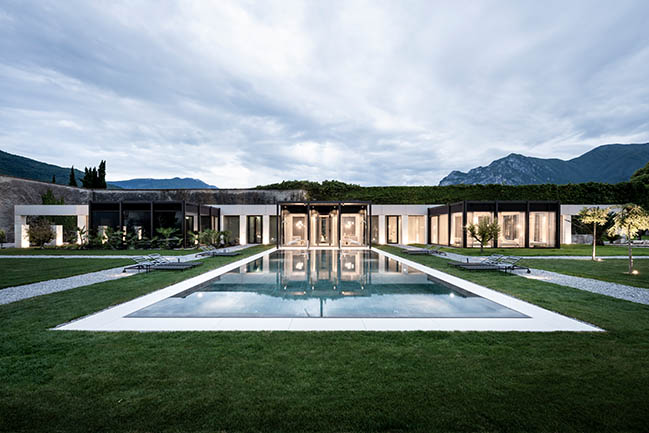 Monastero: Inside the walls by noa* network of architecture