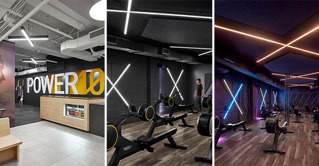 Power10 Fitness in Toronto by Dubbeldam Architecture + Design