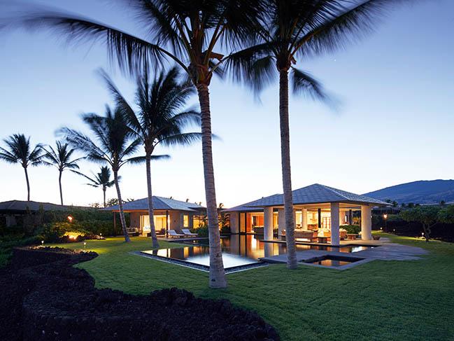 Kohala Coast Residence by de Reus Architects