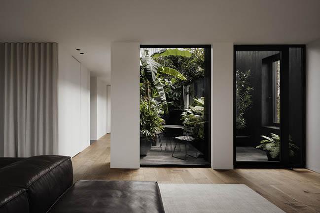 Residence Alma by Atelier Barda: A discreet transformation