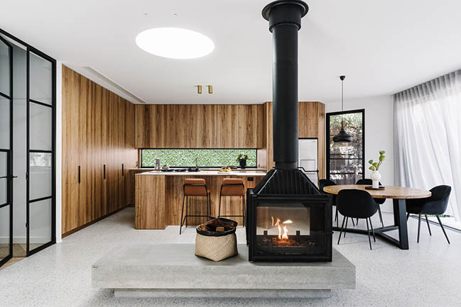 Fitzroy North Residence by buck&simple: doers of stuff