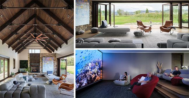 Foothills Residence by Tumu Studio