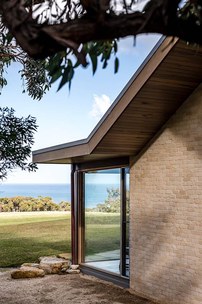 Bones House của Lachlan Shepherd Architects