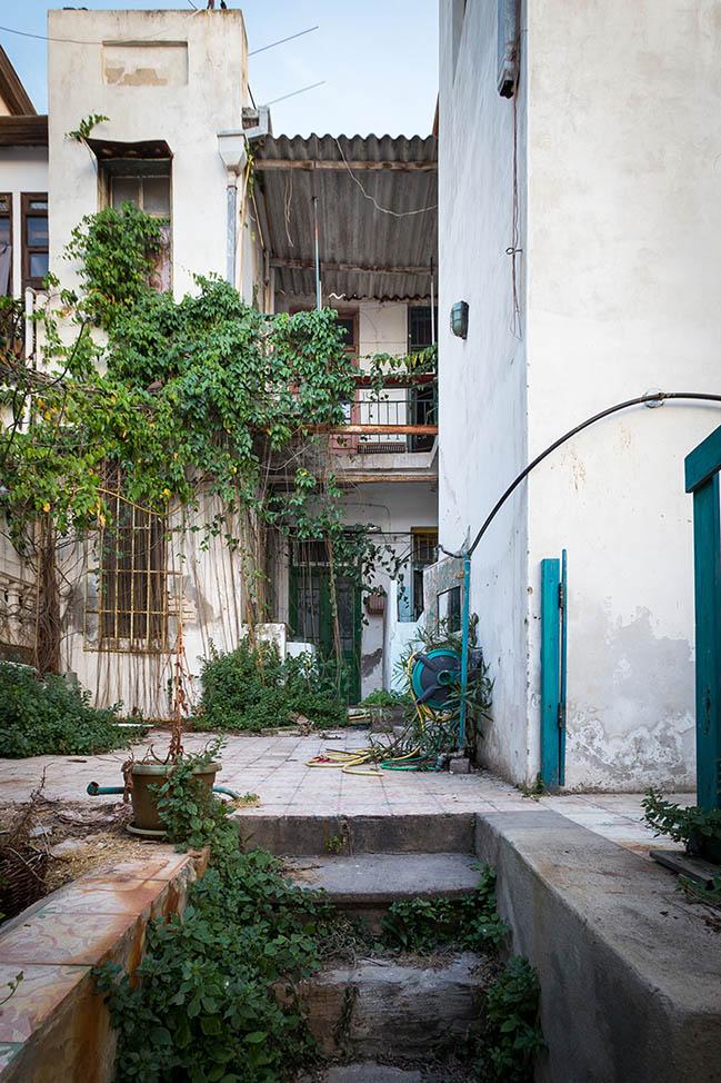 Neve Tzedek Patio House by MGA | Meirav Galan Architect