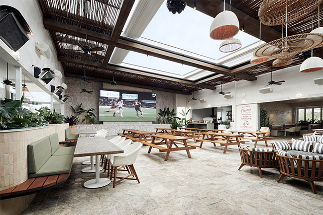 Lone Pine Tavern by Fabric Architecture