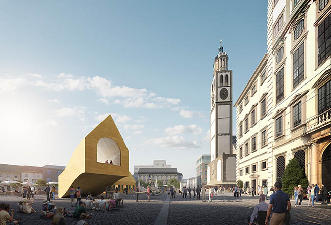 Fuggerei by MVRDV: Envisioning the future of world's oldest social housing in Augsburg