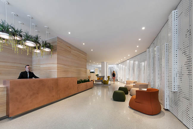 ODA Completes First DC Project West Half