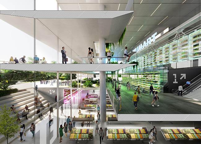Farmscraper by CRA-Carlo Ratti Associati - Tall Building Design Meets Urban Farming