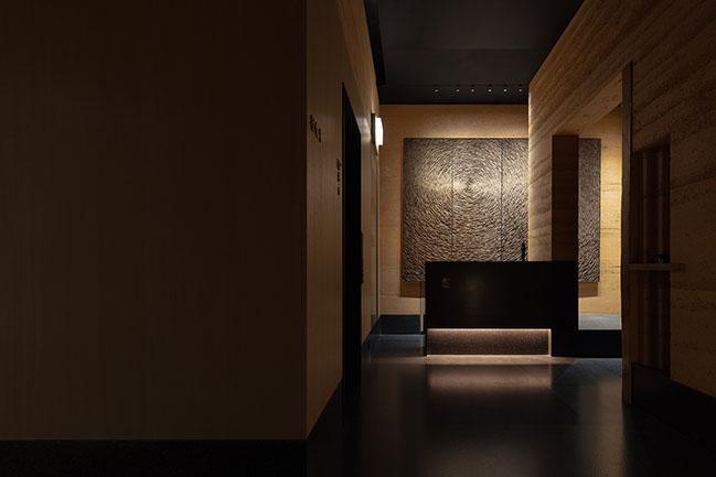 Shoku-tei Sushi, Shenzhen by NATURE TIMES ART DESIGN
