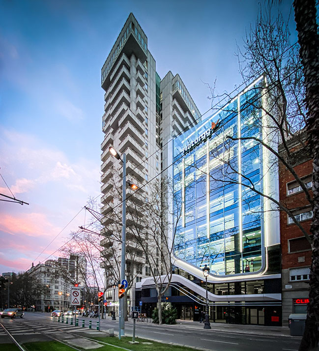 D525 Barcelona: Sustainable Renovation by Sanzpont Arquitectura