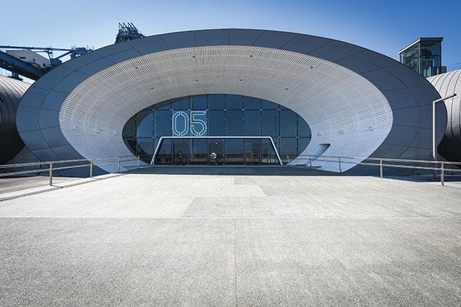 Cyprus Cruise Terminal by IrwinKritioti Architecture