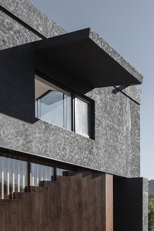 Dinh thự trên sườn đồi - Donghulin Guest House by Fon Studio