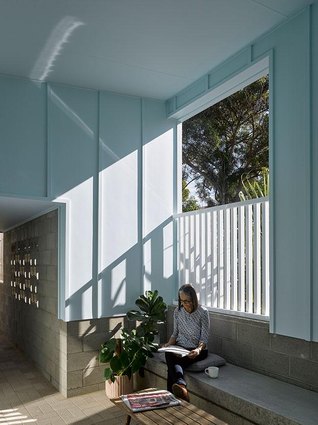 Anne Street Garden Villas by Anna OGorman Architect