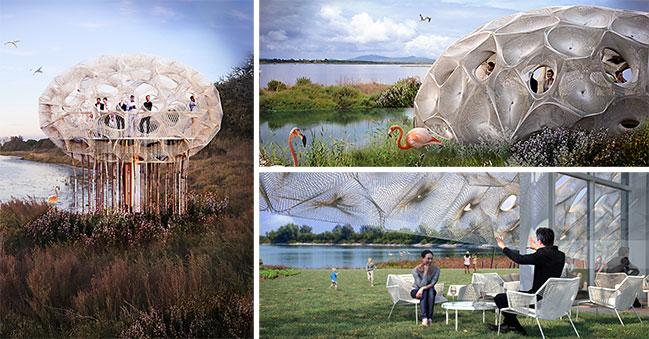 Eco-nests by T&V Architects