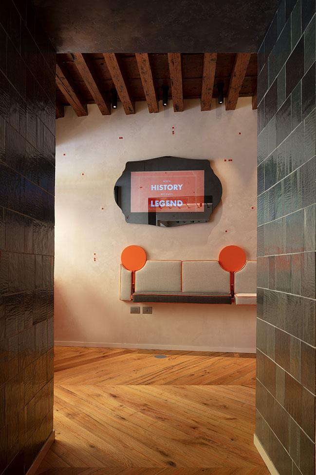 Terrazza Aperol opens in Venice by Vudafieri-Saverino Partners
