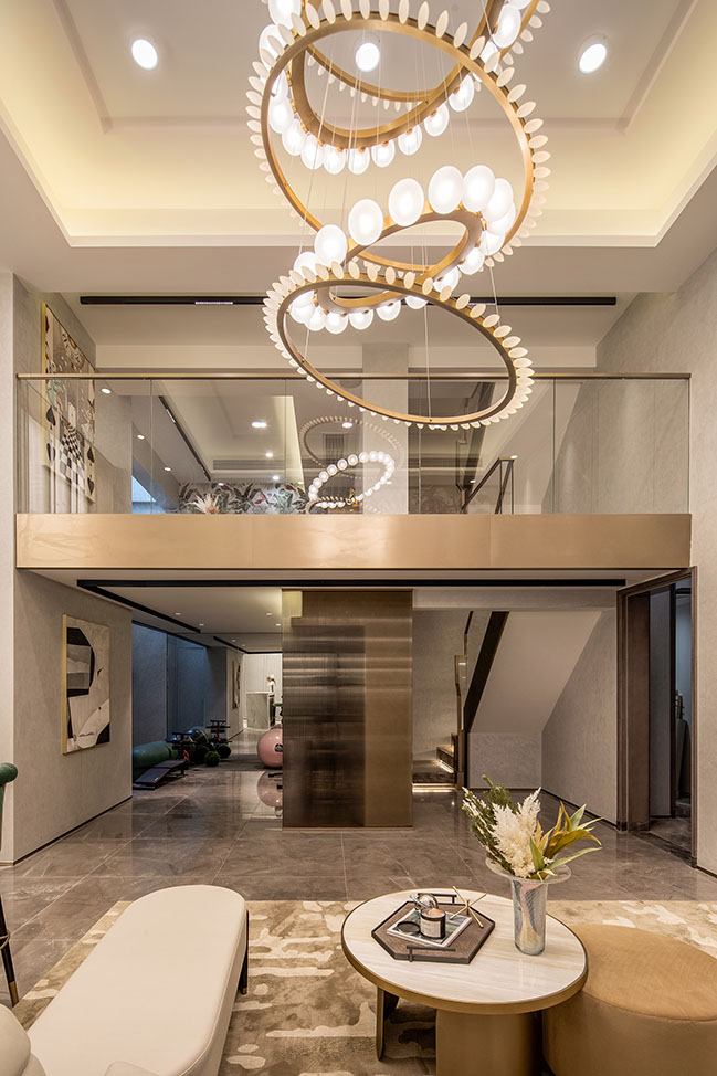 Greentown · Trees Villa by QIRAN DESIGN GROUP|Ideal homes with diversified charm