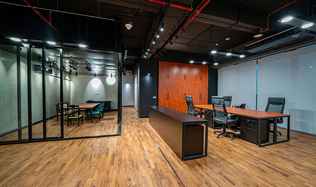 Veranda Offices by MVRDV / PWA Architects / ACS Integrated Architects