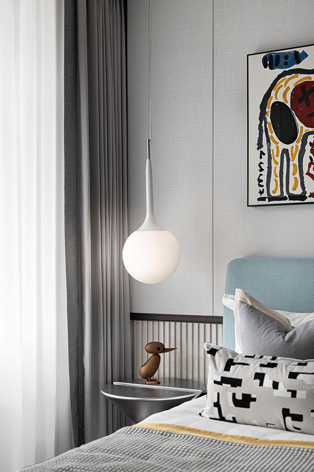 Elegant Mansion Show Flat 175 by EVD Design