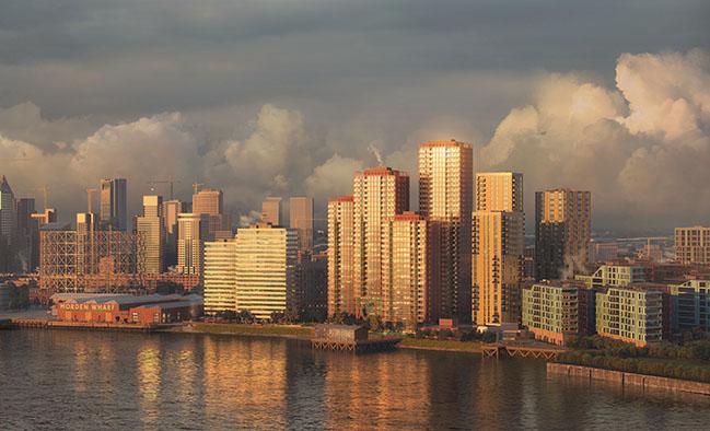 Modern Wharf by OMA / Reinier de Graaf
