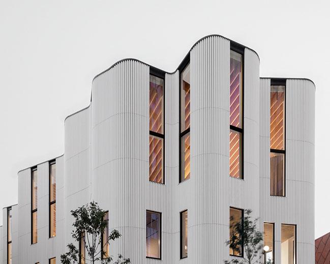 Building C3 by Peter Besley
