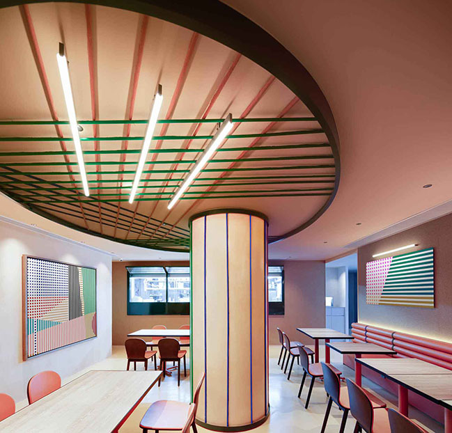 Joint Asian Market by NC Design and Architecture Ltd