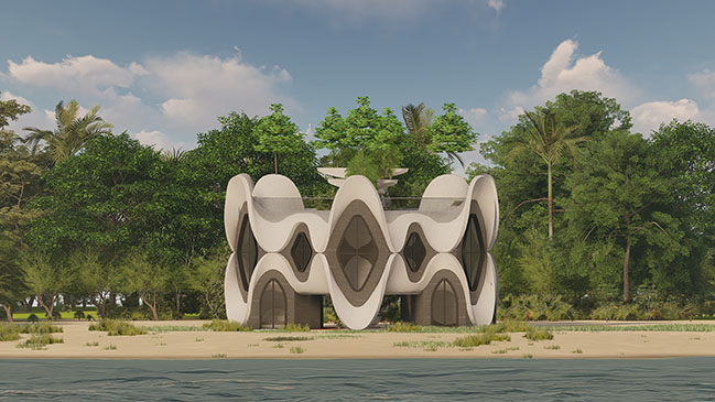 Cagbalete Sand Clusters by Carlo Calma Consultancy Inc.