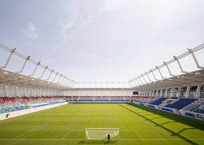 Stade de Luxembourg by gmp Architekten opened