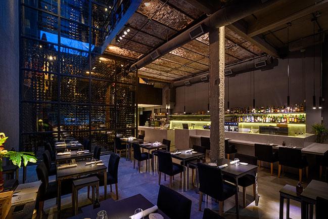 CRIZIA: Oyster restaurant in Buenos Aires by además arquitectura + anotherofda