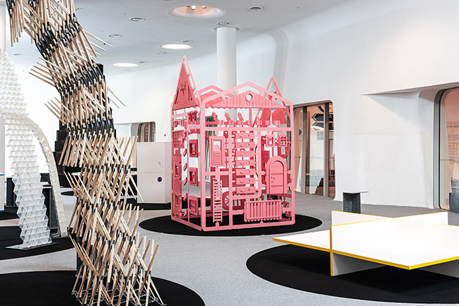 Fabricating Swissness by Architecture Office debuts at the 2021 Seoul Biennale of Architecture and Urbanism