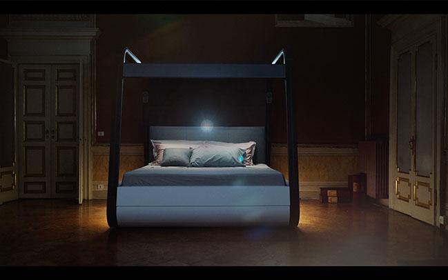 The Futuristic HiBed by Hi-Interiors