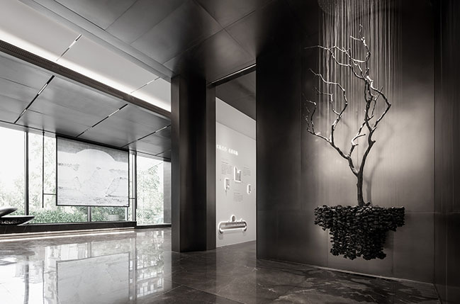 Central Mansion Sales Center, Yichang by GFD