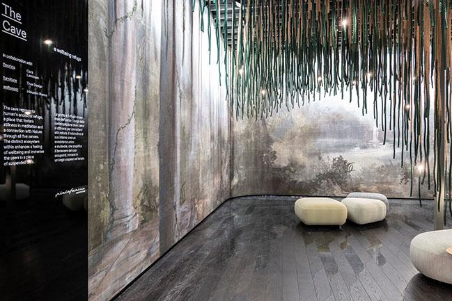Pininfarina presents The Cave at CERSAIE 2021