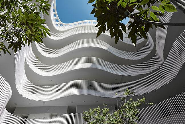HQ Architects 完成了位于特拉维夫的新公寓大楼 Fein 1 Central