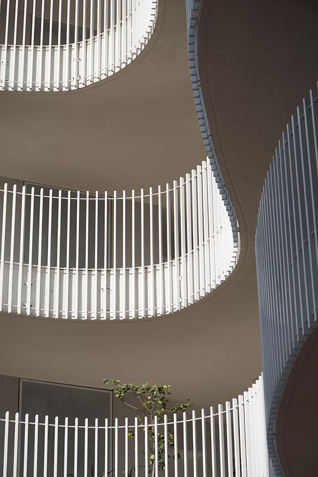 HQ Architects hoàn thành Fein 1 Central, một khu chung cư mới ở Tel Aviv