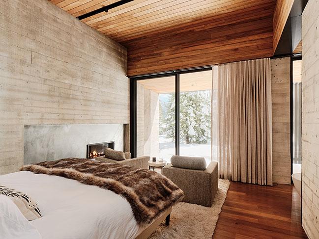 福克纳建筑师的森林住宅