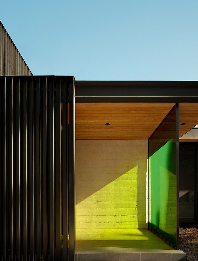 Forest House by Faulkner Architects