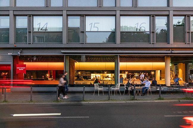 Café Camaleon by MVRDV and GRAS Arquitectos