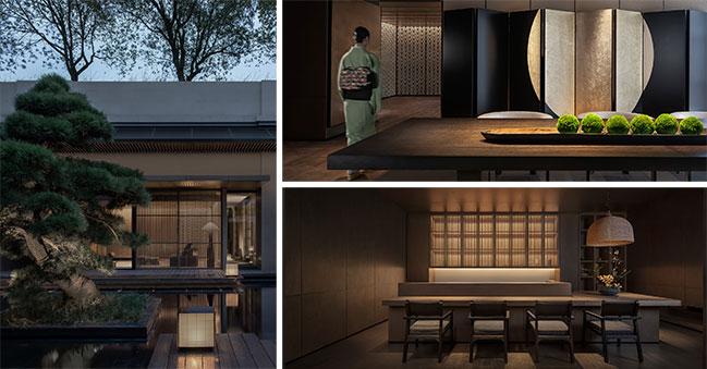 KUROGI at Suning Zhongshan Golf Resort, Nanjing by CCD / Cheng Chung Design (HK)
