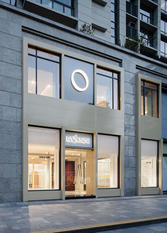 LOOKNOW Xintiandi Flagship Store by Sò Studio