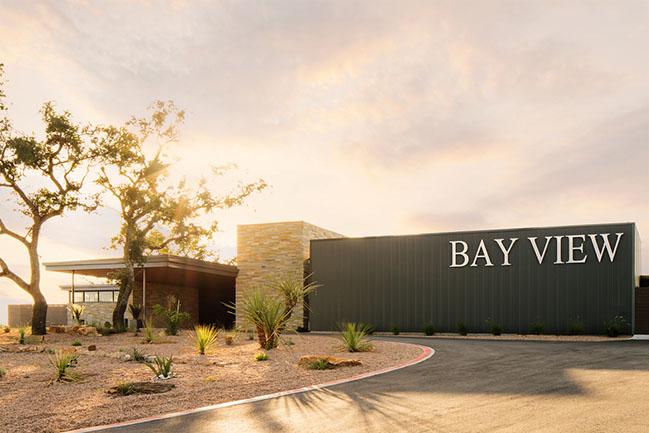 Bay View Restaurant by Dick Clark + Associates