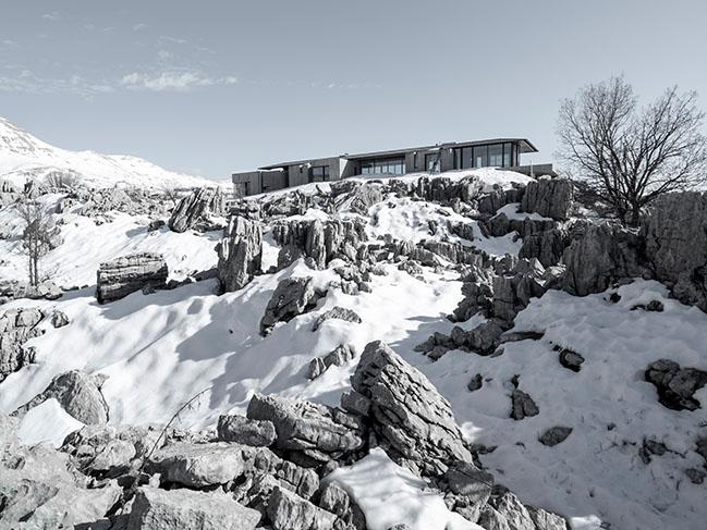 On the Rocks by Karim Nader Studio
