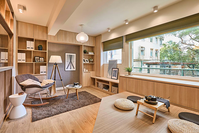 Hoi Pa Resite Village by littleMORE Interior Design