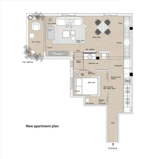 HOME BASE Tel Aviv by K.O.T Architects