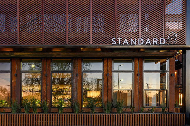 STANDARD 69 Restaurant by Capó Studio