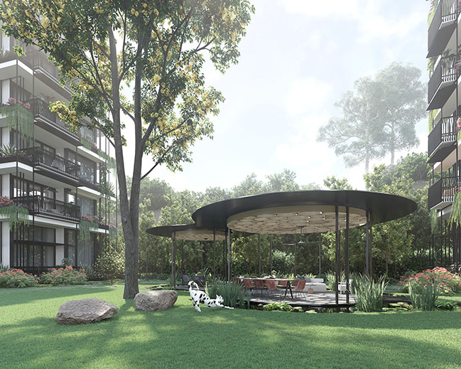 Serie + Multiply unveil Super Low Energy residential development in Singapore