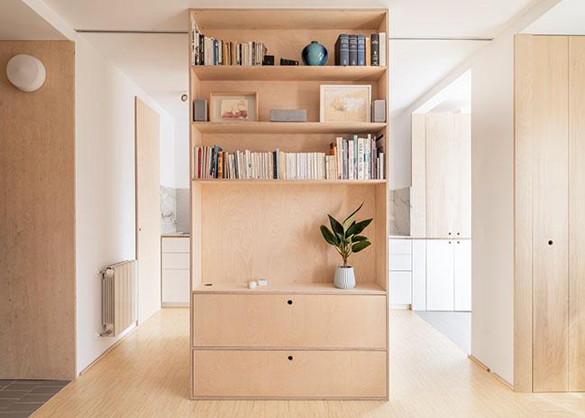 M11 by MINIMO - 70sqm duplex apartment renovation