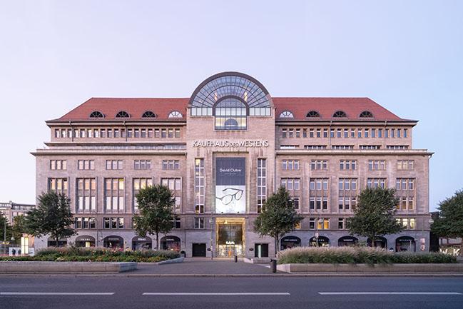 KaDeWe Berlin Masterplan by OMA